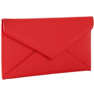 Women's Long Wallet RFID Blocking Envelope Purse, Made of Finest Genuine Leather
