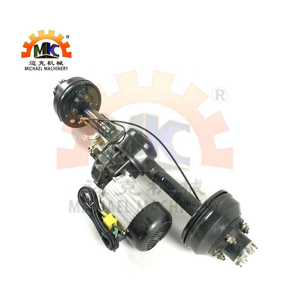 Electric Scooter Tricycle Vehicle Motor Rear Wheel Drive Axle