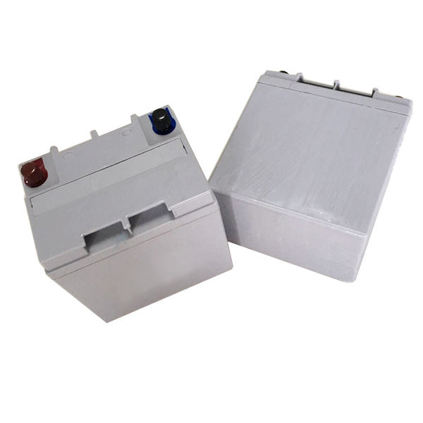 Lithium ion battery pack gray 12V 40ah for speed boat/jet boat by Lithium valley