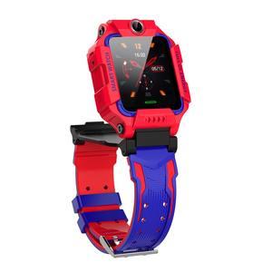 Hot selling YQT smartwatch gps tracker watch for kids smart watch kids gps Flip Design Dual Camera Z6 Q50 Q90 Q12