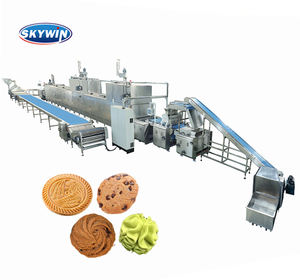 Skywin Small cookies Making Machine Cookies Biscuit Making Line