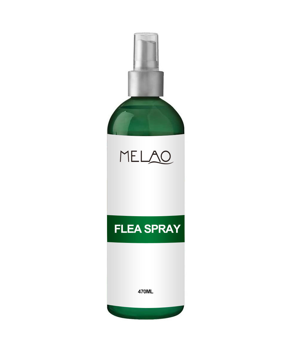 Kill Flea Control Cat Dog Pet Flea Tick Louse Natural Clean Spray