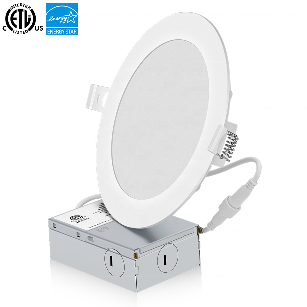 Home Lighting ETL & Energy Star Certified IP44 Led DownLight 15 Watt