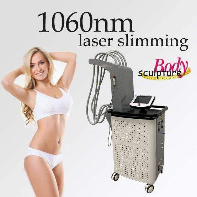 New technology 2020 1060nm laser diode sculpture body machine portable fat removal weight loss slimming diode lasers 1060 nm