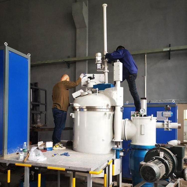 50kg Metal Alloy Vacuum Induction Melting Furnace For Sale