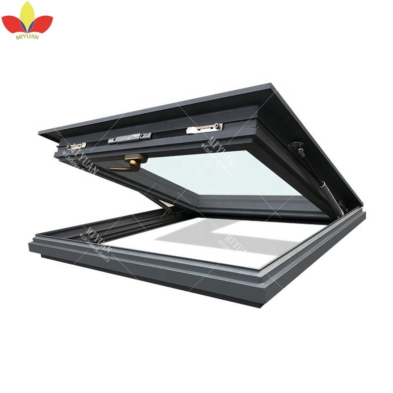 Top quality thermal break waterproof electric roof window skylight