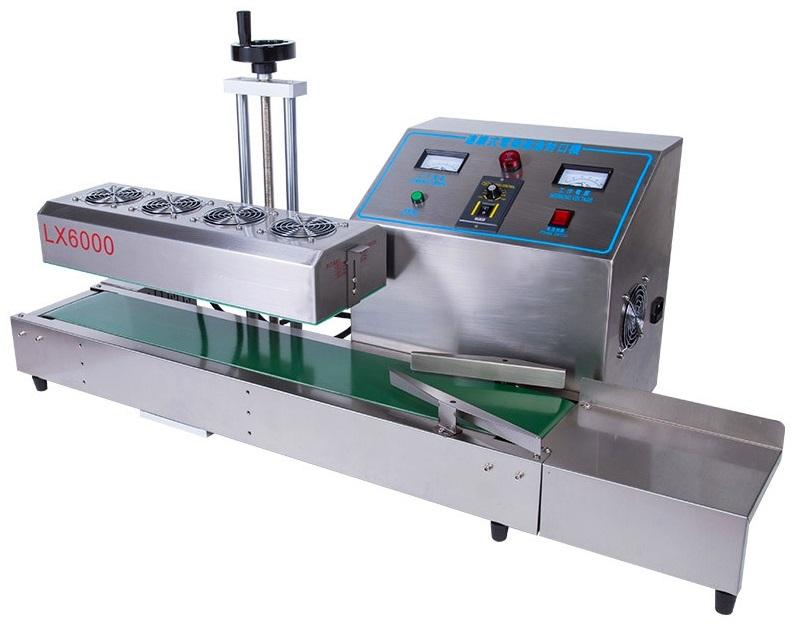 Electromagnetic Induction Sealer Table Magnetic Induction Sealing Machine