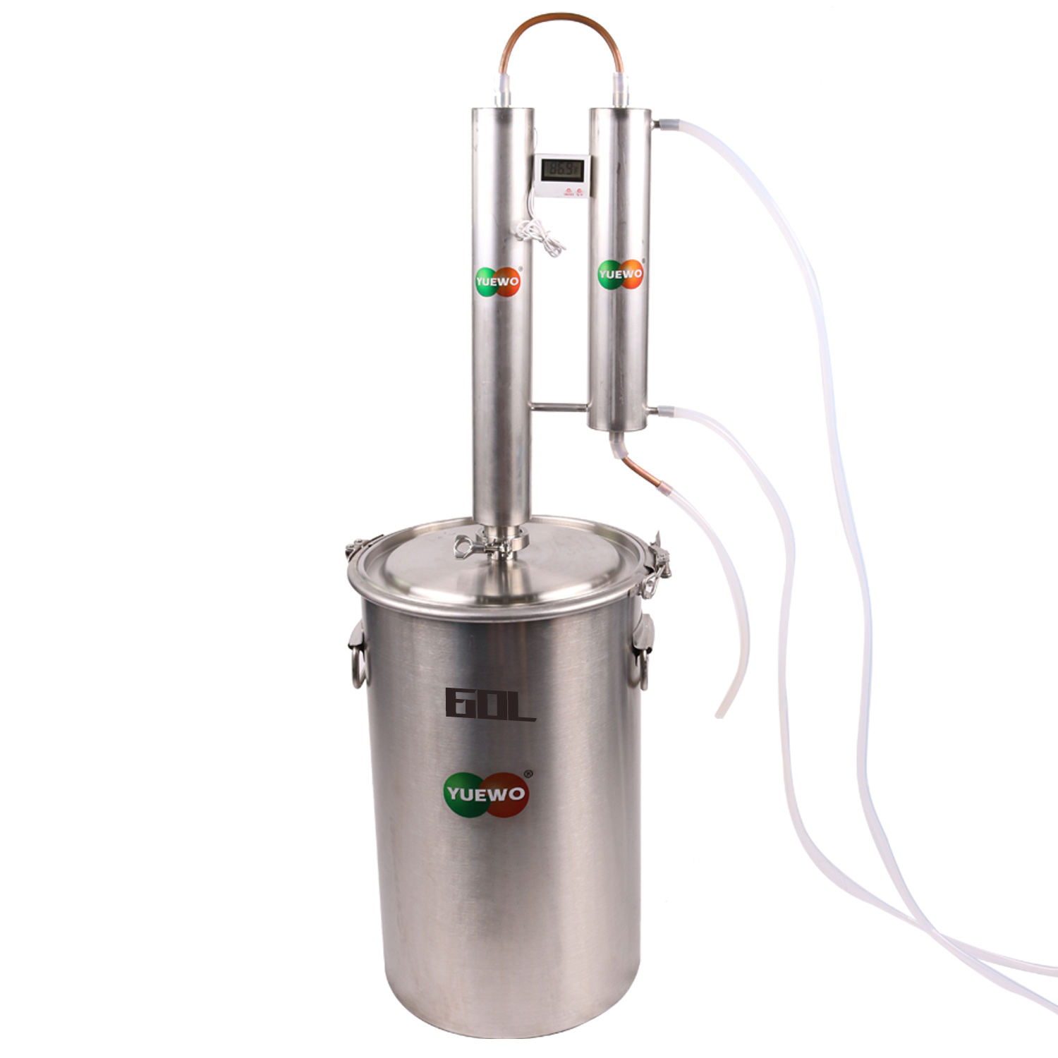 Rice Corn Fermenting Equipment Wine making Equipment 60L Wine Distiller