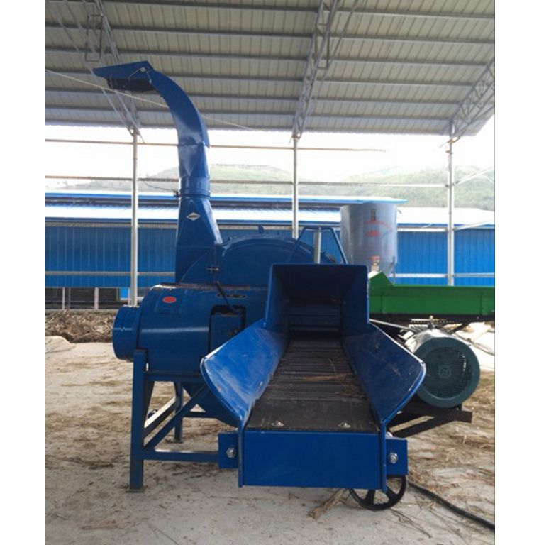 grass shredder/straw shredder machine hay cutter/grass chopper machine