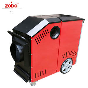 Hot Selling 40KW Portable Industrial Wood Heater Pellet Stove