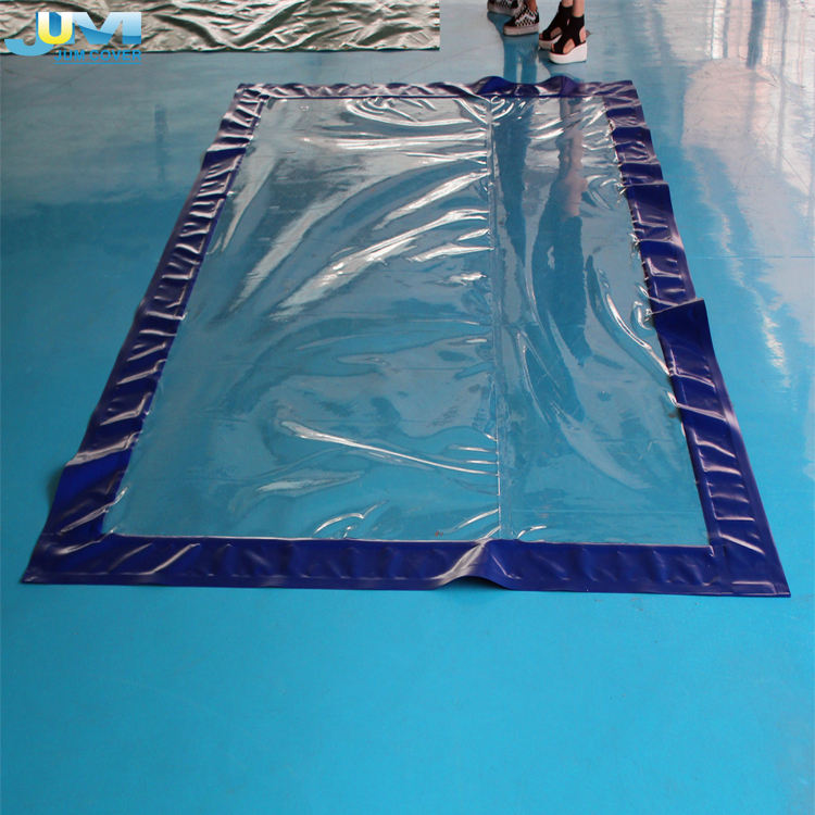 cry clear pvc tarpaulin transparent clear pvc clear waterproof fabric
