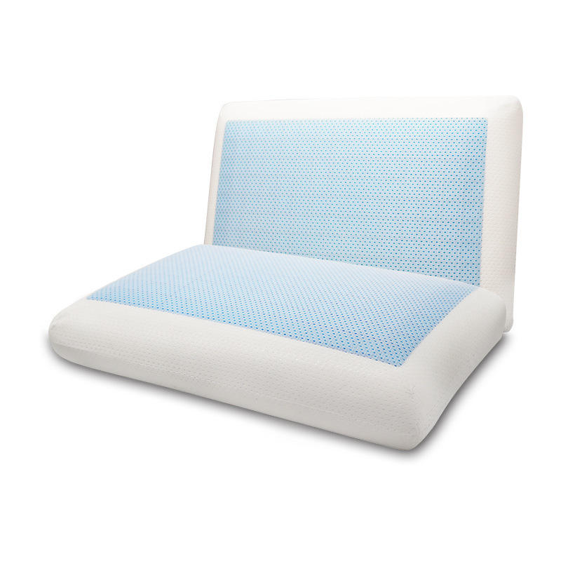 factory supply best quality gel memory foam pillow cheap memory foam pillow cooling gel memory foam pillow