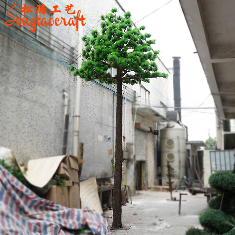 Large Nature Models Artificial Tree Telecommunication Tower Monopole Camouflage Pine Needle Trees