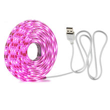LED Grow Light Full Spectrum USB Grow Light Strip 2835 Chip LED Phyto Lamp for Plants 730nm far red led grow lights
