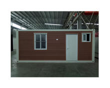 Factory direct supply 20 flat pack container home 2 bedrooms prefab homes house