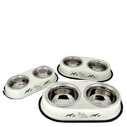 King International Stainless Steel Dog Food Bowl