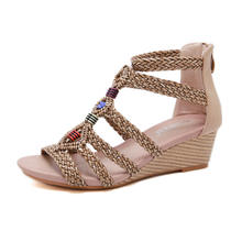 Sandale Femme Ladies Sexy Casual Female Sandals Ladies Wedge Shoes Sandalias Mujer Shoes 2020