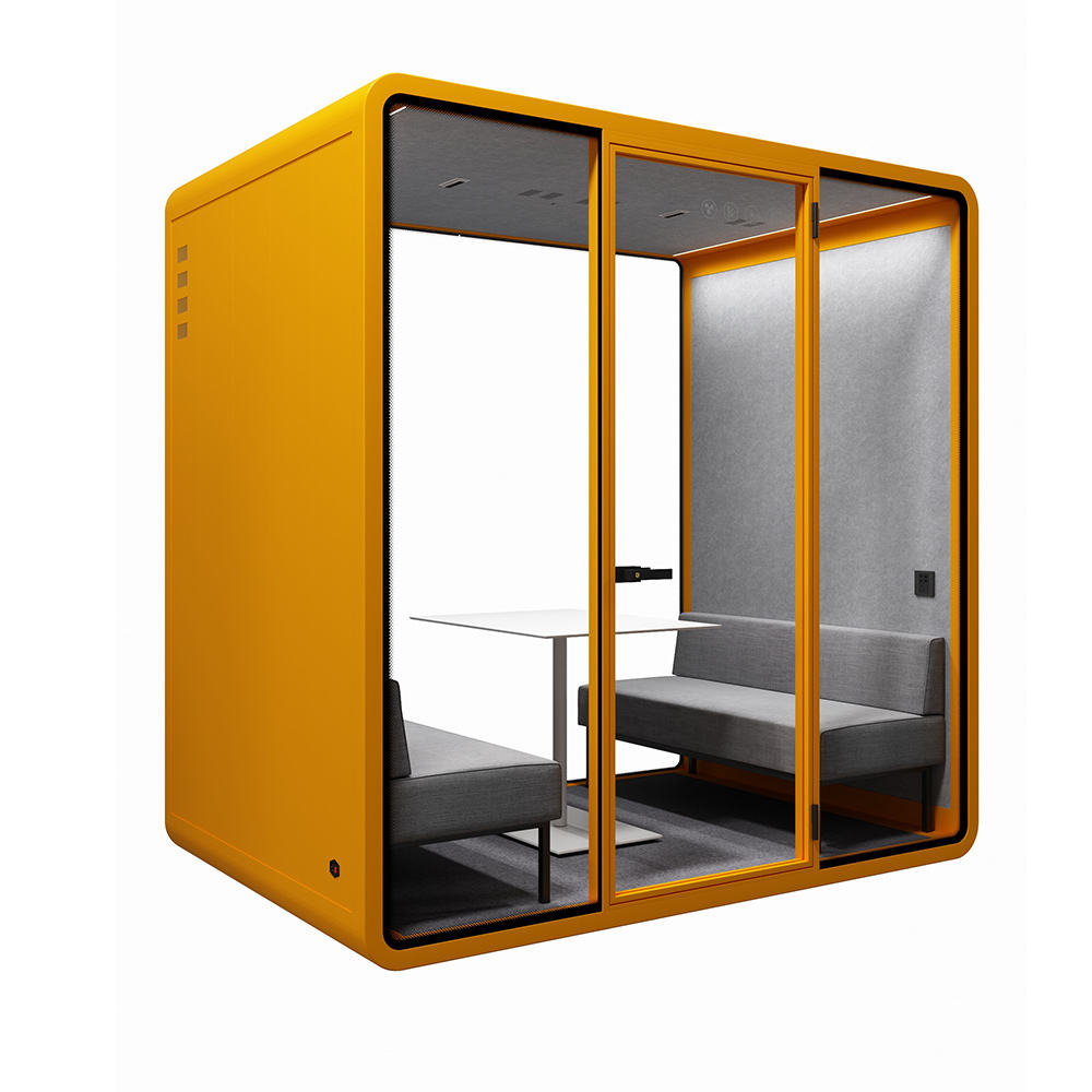 Privacy Pod for Indoor Outdoor Telephone Office Phone Booth