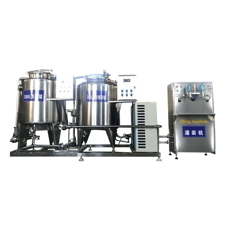 1000 liter milk pasteurizing pasteurizer machine