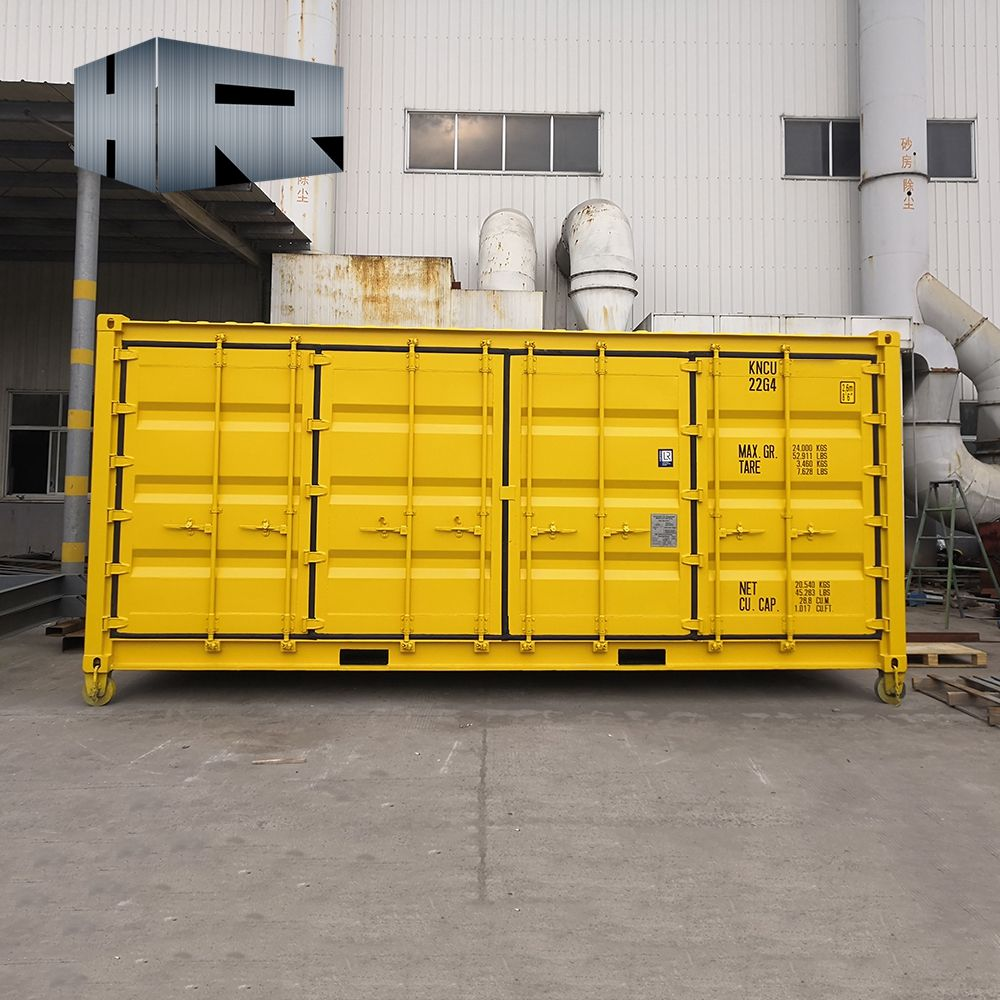 Chemical Storage dangerous goods container hazardous containers