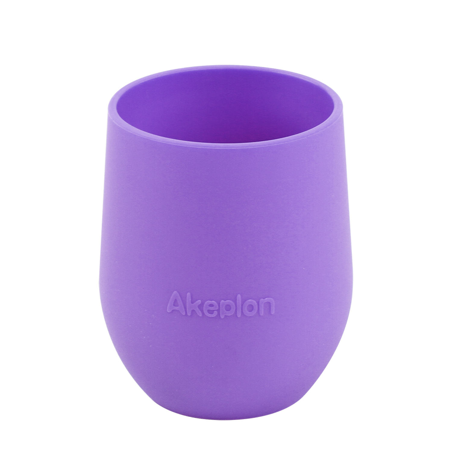 Mini Cup (Lime) - 100% Silicone Cup for Toddlers - Designed by a Pediatric Feeding Specialist - 12 Months+