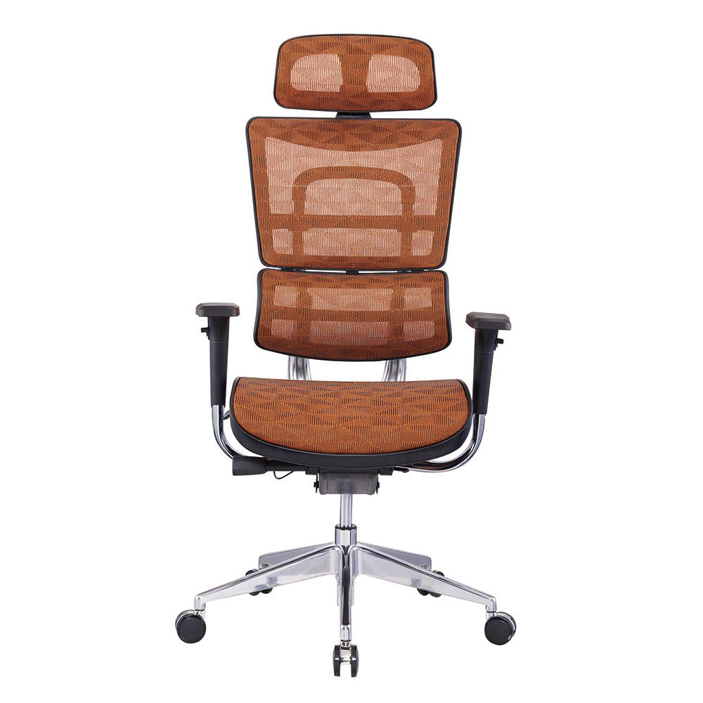 Ergonomische Bifma Lifting Stoel Multifunctionele Achteruit Locking Mesh Executive Stoel Voor Boss Office Executive Bureau