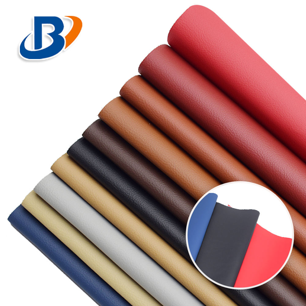 synthetic pvc bag leather pattern pvc leather for making leather car