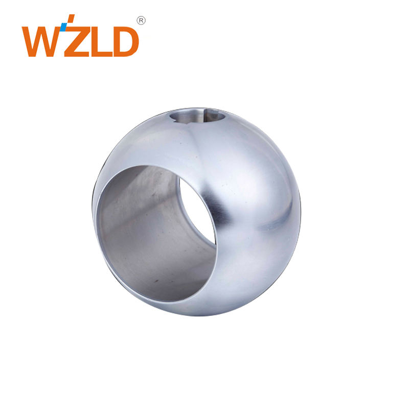 "WZLD China Manufacturer Customized Valve Components 2""-40"" Trunnion Ball Of Ball Vall Good Price"
