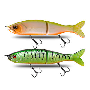 slow sinking swimbait jointed bait 160mm 50g 6.3