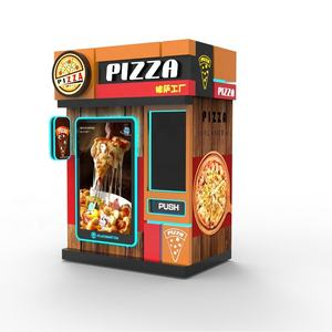 Pizza Food Vending Machine with Automatic Heating