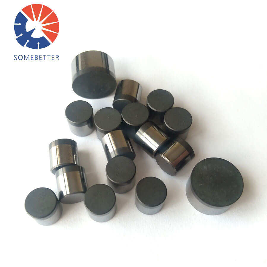 1308 pdc cutter/pdc drill bit inserts for oil well drilling