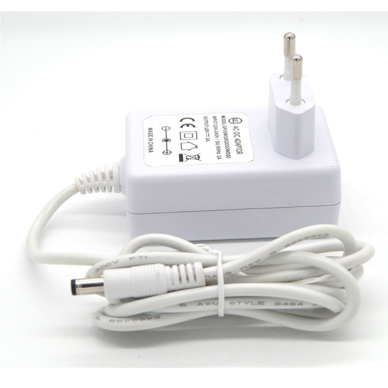 AC DC 18V 2A Power Adapter With CB Certification
