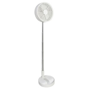 8 inch folding retractable stand fan high-end mini adjustable fan air cooler summer fan