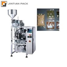 JT-420L high quality 100-1200 ml liquid packing machine for tomato sauce/ jam