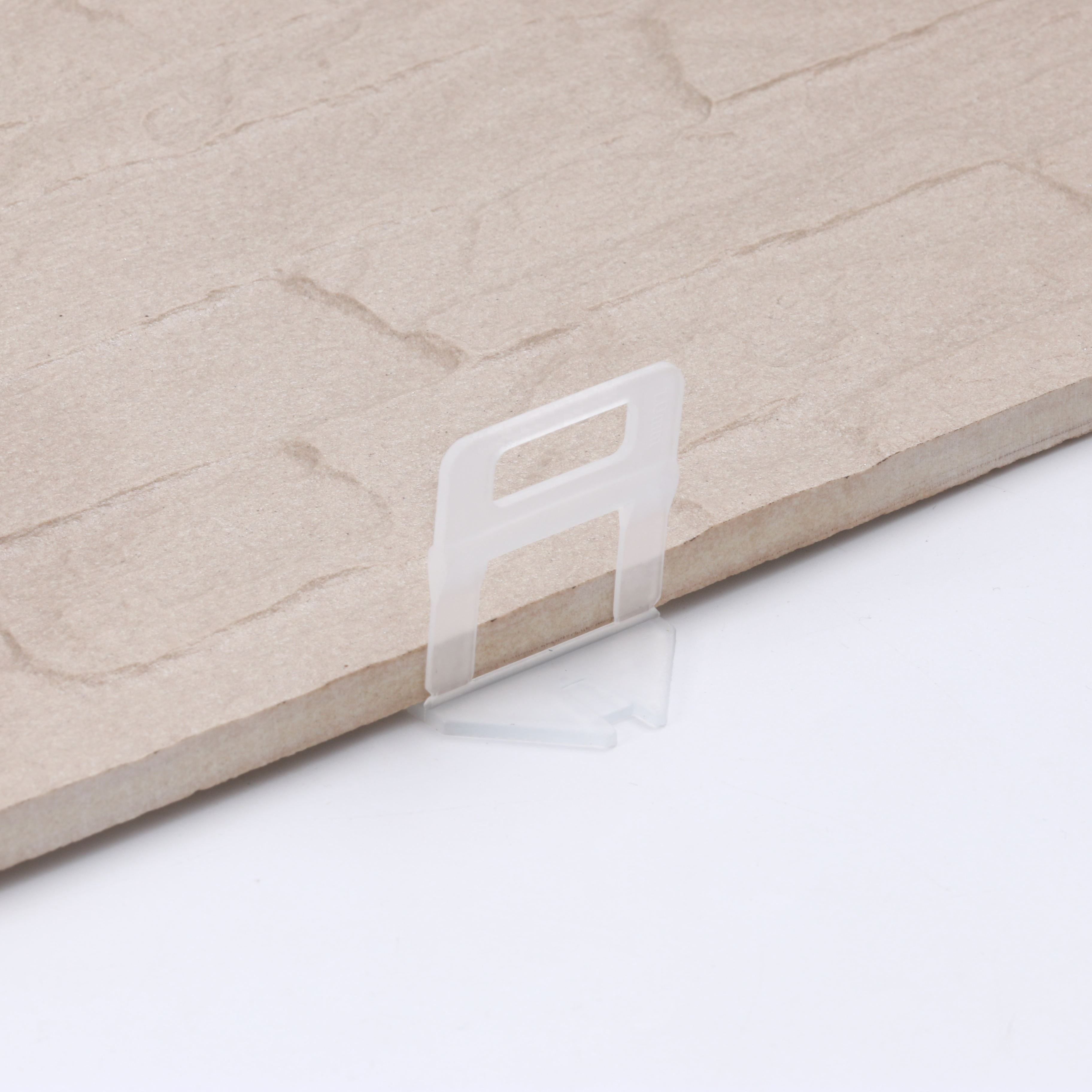 Tile leveling system in tile accessories 1MM 1.5MM