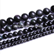 Obsidian [ Ball Beads ] 2019 Wholesale High Quality Black Obsidian Crystal Ball Beads