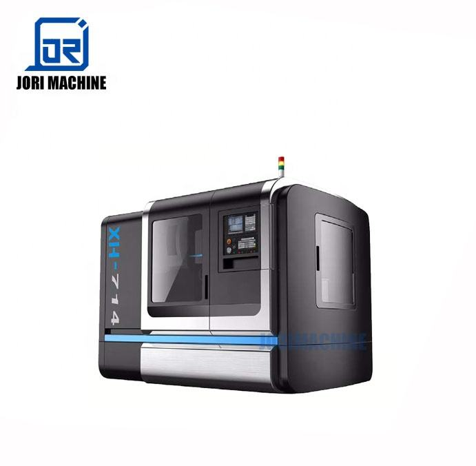Low Price 3 Axis CNC Milling Machine XH714 Vertical Machining Center from China Supplier