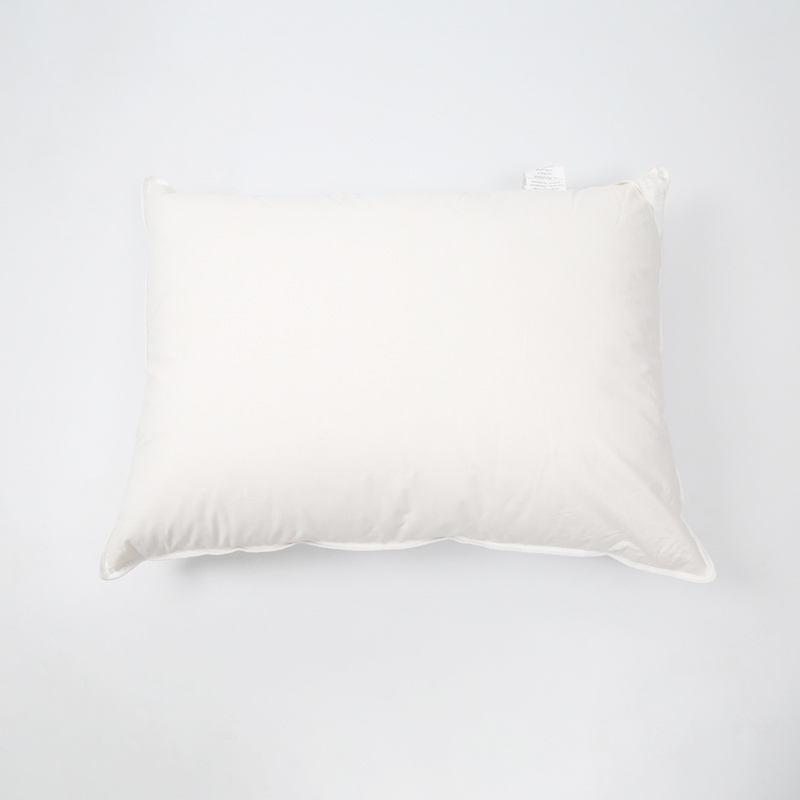China Professional Manufacture Cotton Pillow With Polyester For Kids And Adults