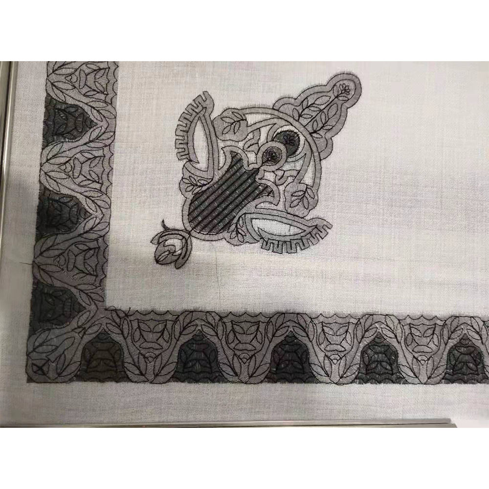 Yiwu Customized Muslim Printed Scarf Square Size Polyester Arabia Men Scarf