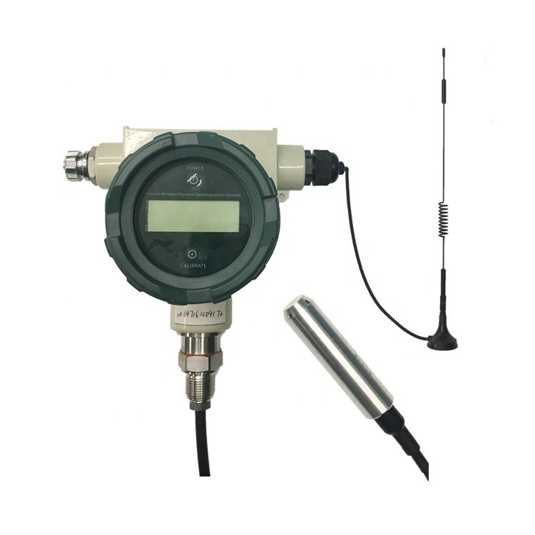 Water Level Sensor Lora/Loran Oplossing Real-Time Smart Water Tank Niveau Metering