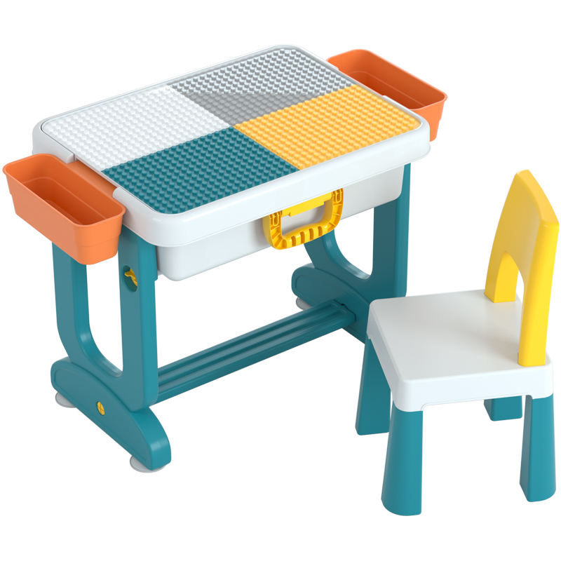Child writing desk,Multifunction painting table chair for kids