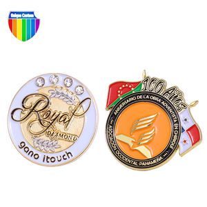 High quality OEM custom wholesale sheriff badge
