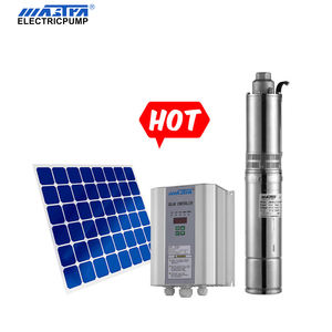 submersible 100m deep well solar water pump,150 meters solar deep well water pump