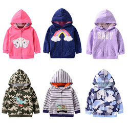 2020 New High Quality Infant Boys And Girls Boutique Professional Soft Comfortable Cotton Winter Baby Jacket For Kids