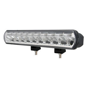 Tuff Plus Emark approved 12.5inch 50w offroad car mini led driving light bar with parking light
