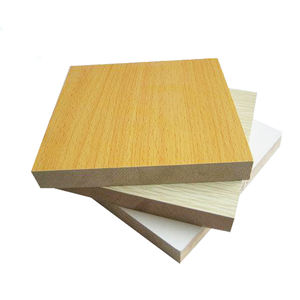 fire resistant moisture medium density fiberboard UV acrylic board high gloss panel mdf 18mm high gloss mdf panel for cabinets