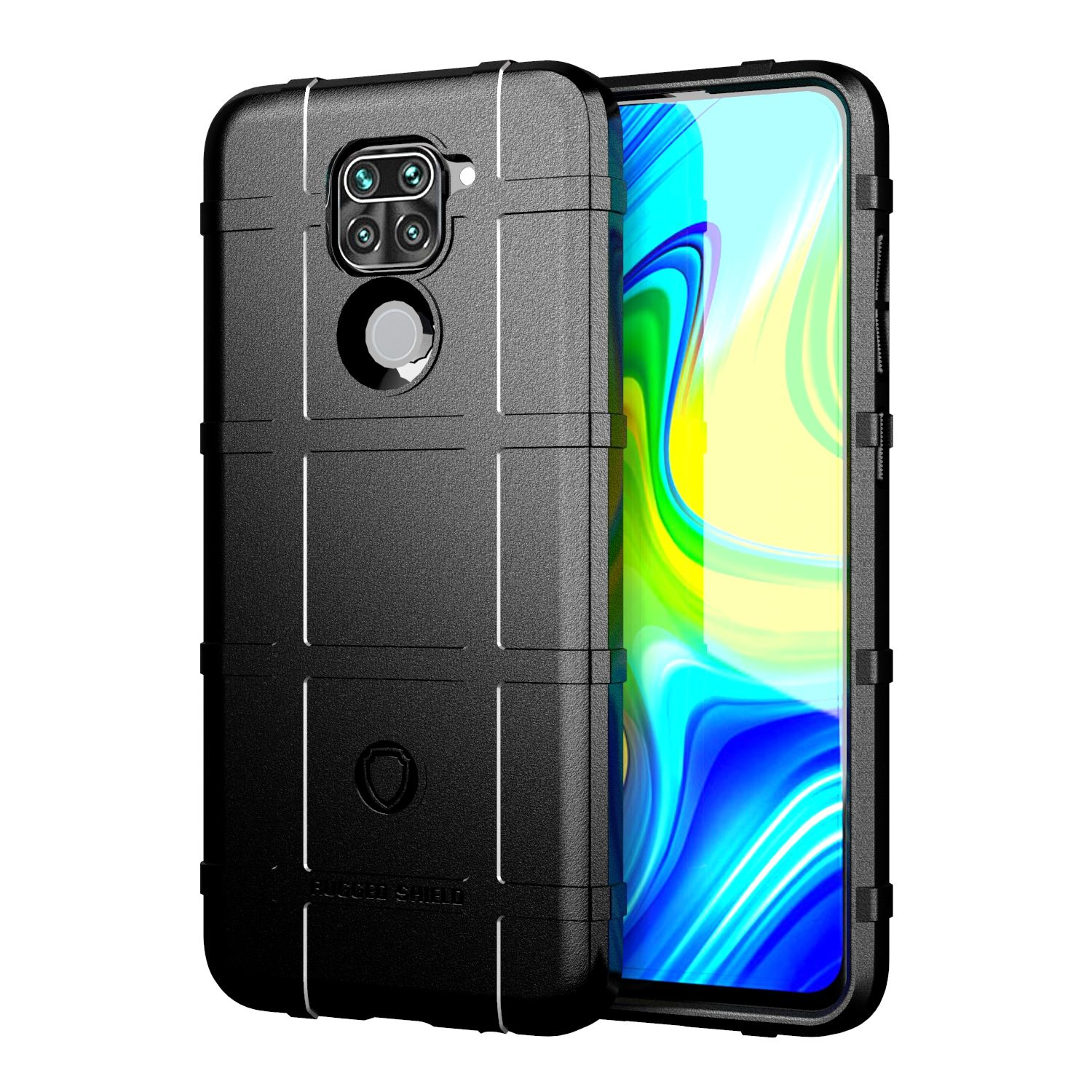 shockproof tpu mobile phone case for Xiaomi Redmi note 9 note9 Pro back covers