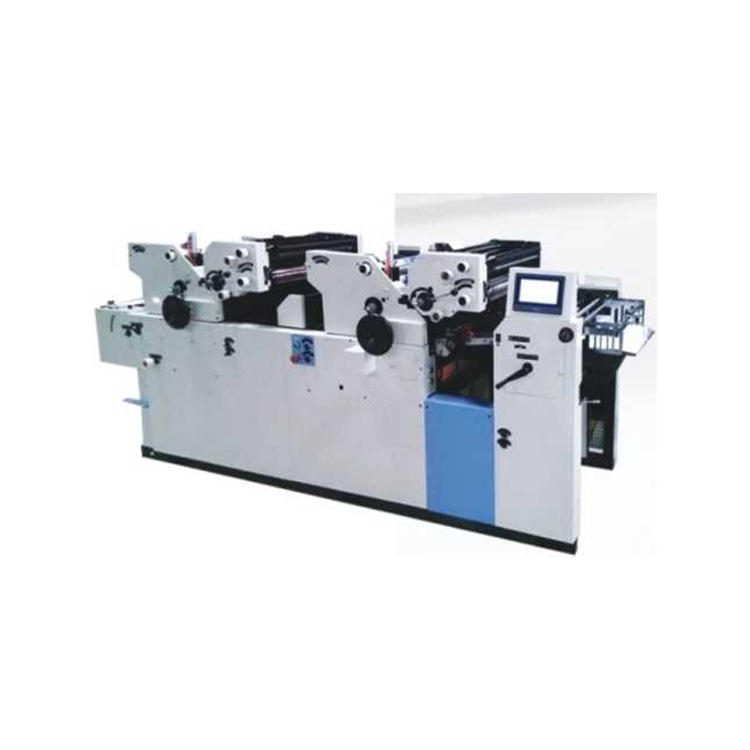 Multicolor Flatbed Printer 4_Color_Offset_Printing_Machine/Printing Machine Offset