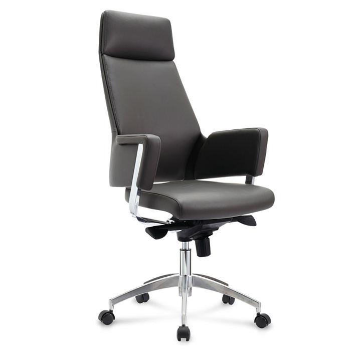 Foshan hersteller komfortable dreh luxus high back office boss executive stühle niedriger preis mit räder