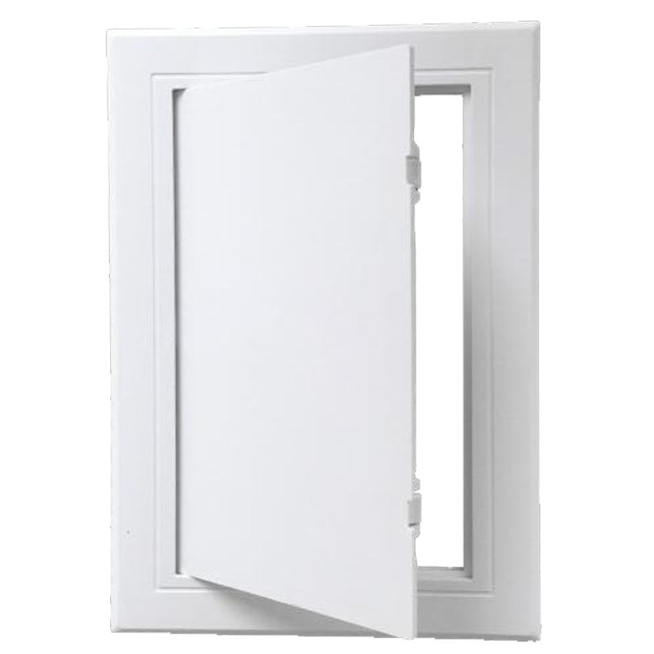AP7610 White Powder Coat Frame Water Proof Ceiling abs Access Panel